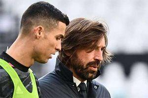 Ronaldo là vấn đề lớn với Pirlo