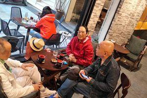 Nhà thơ Bảo Sinh vĩnh biệt cố tri Nguyễn Huy Thiệp