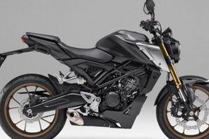 Mẫu naked-bike Honda CB125R 2021 ra mắt, giá 97,4 triệu đồng