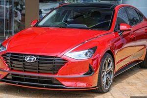 Ra mắt phiên bản đặc biệt của Hyundai Sonata và Grand Starex Executive Plus