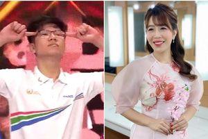 MC Diệp Chi tiết lộ điều bất ngờ về Việt Thái, thí sinh đang vướng lùm xùm sau những hành động ăn mừng