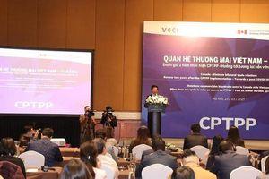 Kim ngạch thương mại Việt Nam - Canada đạt kỷ lục 8,9 tỷ USD nhờ CPTPP