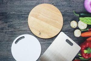 3 lợi ích khi sử dụng thớt gỗ