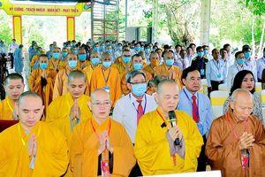 Long An: Ban Trị sự Phật giáo liên huyện Tân Thạnh có tân Trưởng ban