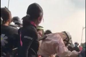 Công an truy tìm nhóm đối tượng đánh hội đồng nữ sinh ở Bình Phước