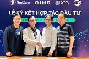 Gimo nhận vốn đầu tư từ ThinkZone Ventures và BK Fund