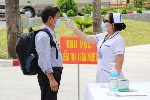 Quảng Ninh vẫn cách ly người đi qua, đến từ Kim Thành, Kinh Môn của Hải Dương
