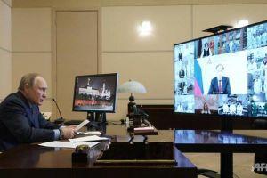 Tổng thống V.Putin sẽ tiêm vắc xin ngừa COVID-19 vào hôm nay