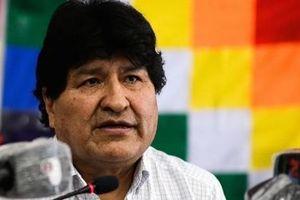Anh dính dáng cuộc đảo chính ở Bolivia?
