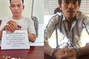 BĐBP Bà Rịa - Vũng Tàu liên tiếp bắt giữ 2 vụ tàng trữ ma túy đá