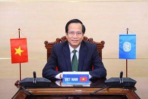 Việt Nam khẳng định cam kết ưu tiên thực hiện bình đẳng giới