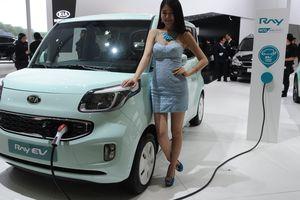 Cuộc đua khốc liệt trên thị trường ôtô điện Trung Quốc
