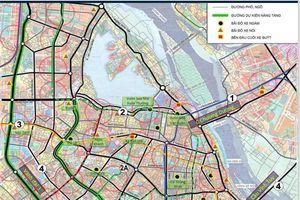 Quy hoạch phân khu đô thị tại 4 quận nội đô: Thêm đất cho giao thông, trường học