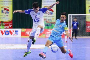 Mùa giải futsal chuyên nghiệp Việt Nam chuẩn bị khởi tranh
