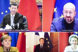 Căng thẳng EU-Trung Quốc: Có nguy cơ Chiến tranh Lạnh mới?