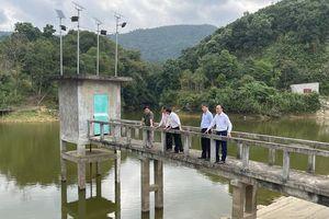 Nâng cao hiệu quả các công trình thủy lợi miền núi
