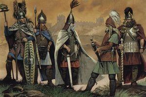 Sự thật gây bất ngờ về chiến binh săn đầu người Celtic