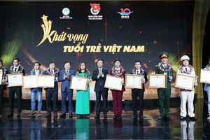 Tối nay phát sóng lễ trao giải Gương mặt trẻ Việt Nam tiêu biểu 2020