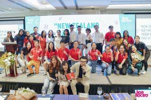 Trao giải và Vinh danh cuộc thi 'New Zealand - Bật mí trăm điều thú vị'