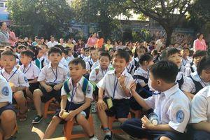 Đảm bảo 100% học sinh lớp 1,2 ở Thành phố Hồ Chí Minh được học 2 buổi/ngày