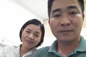 Không tinh trùng, tắc một bên vòi trứng, vợ chồng thầy giáo mừng rơi nước mắt sau 12 năm mòn mỏi mong con