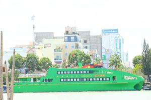 Sắp khai trương tàu cao tốc Cần Thơ - Côn Đảo