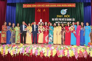 Phụ nữ Đức Hương, Quang Lộc tập trung xây dựng nhiều mô hình kinh tế cho thu nhập 100 triệu đồng trở lên