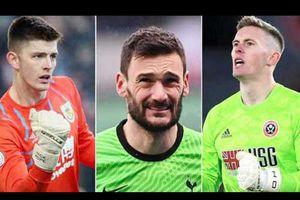 Tottenham ngắm Pope và Henderson