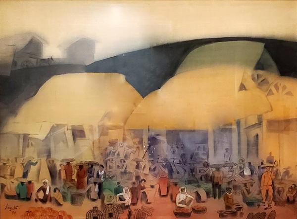 Nhà sưu tập Nhật Bản hiến tặng Đà Nẵng 238 bức tranh của các danh họa Việt Nam