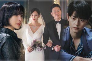BXH diễn viên - phim Hàn tuần 3 tháng 3: Song Joong Ki vượt Kim So Yeon, Lee Ji Ah đứng đầu!
