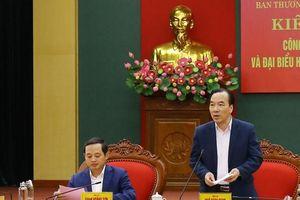 Thái Nguyên: Các bước Hiệp thương được thực hiện đúng quy định