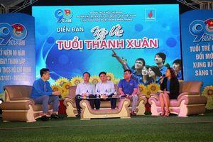 'Đoàn là nơi để thanh niên rèn luyện và giúp đỡ thanh niên trưởng thành'
