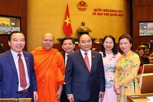 Hôm nay 24/3, tại Hà Nội: Khai mạc trọng thể kỳ họp thứ 11, Quốc hội khóa XIV