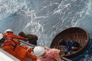 Cứu nạn thành công hai thuyền viên trên vùng biển Đà Nẵng