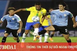 Lịch thi đấu Vòng loại World Cup 2022 khu vực Nam Mỹ mới nhất: Messi đấu Suarez