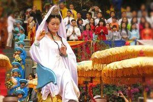 Lễ hội Quán Thế Âm Ngũ Hành Sơn là Di sản văn hóa phi vật thể quốc gia