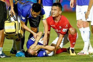 Vòng 5 V-League: Hùng Dũng gãy chân, Kiatisak xóa tan hoài nghi