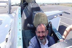 Tuyên bố của ông Pashinyan về việc mua Su-30SM không kèm tên lửa là giả