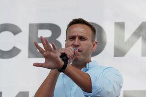 Trợ lý nói sức khỏe ông Navalny xấu đi, có thể gặp nguy hiểm
