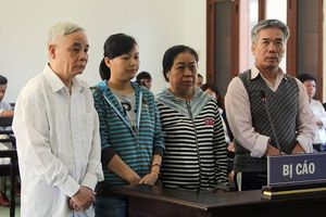 Kháng nghị đề nghị không giảm án cựu chánh án TAND Phú Yên