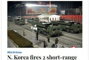 Tiếp tục phóng vật thể, Triều Tiên vẫn 'dò' phản ứng của Mỹ?