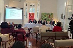 Nhiều hoạt động kỷ niệm 50 năm quan hệ Việt Nam–Thụy Sỹ