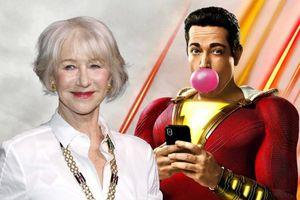 Minh tinh Helen Mirren hóa phản diện trong 'Shazam 2'