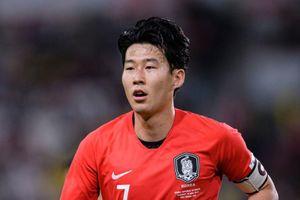Son Heung-min vắng mặt trong trận Hàn Quốc thua Nhật Bản 0-3