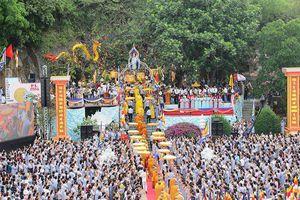Lễ hội Quán Thế Âm là Di sản văn hóa phi vật thể quốc gia
