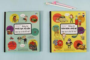 Bộ sách dành cho trẻ ưa khám phá