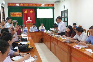Bình Thuận thông tin về hoạt động khám, chữa bệnh của ông Võ Hoàng Yên