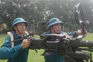 Phát huy truyền thống, xây dựng dân quân tự vệ vững mạnh trong tình hình mới