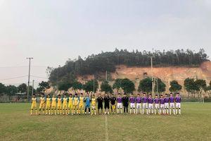 CLB bóng đá Hải Nam – Vĩnh Yên có chuỗi 4 trận liên tiếp bất bại