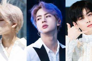 Jin (BTS) dẫn đầu danh sách 'ông hoàng hình ảnh'